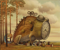 Jacek_Yerka_The-walking-lesson