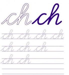 ch caligraf