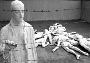 holocaust escultura