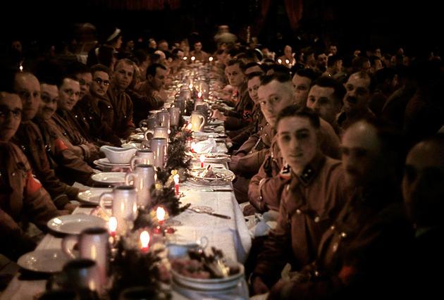 oficiales de hitler 1941