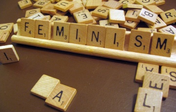 feminismo scrabble