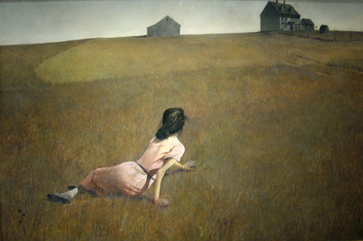 El mundo de Cristina, de Andrew Wyeth