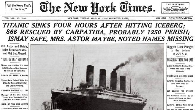 titanicnews
