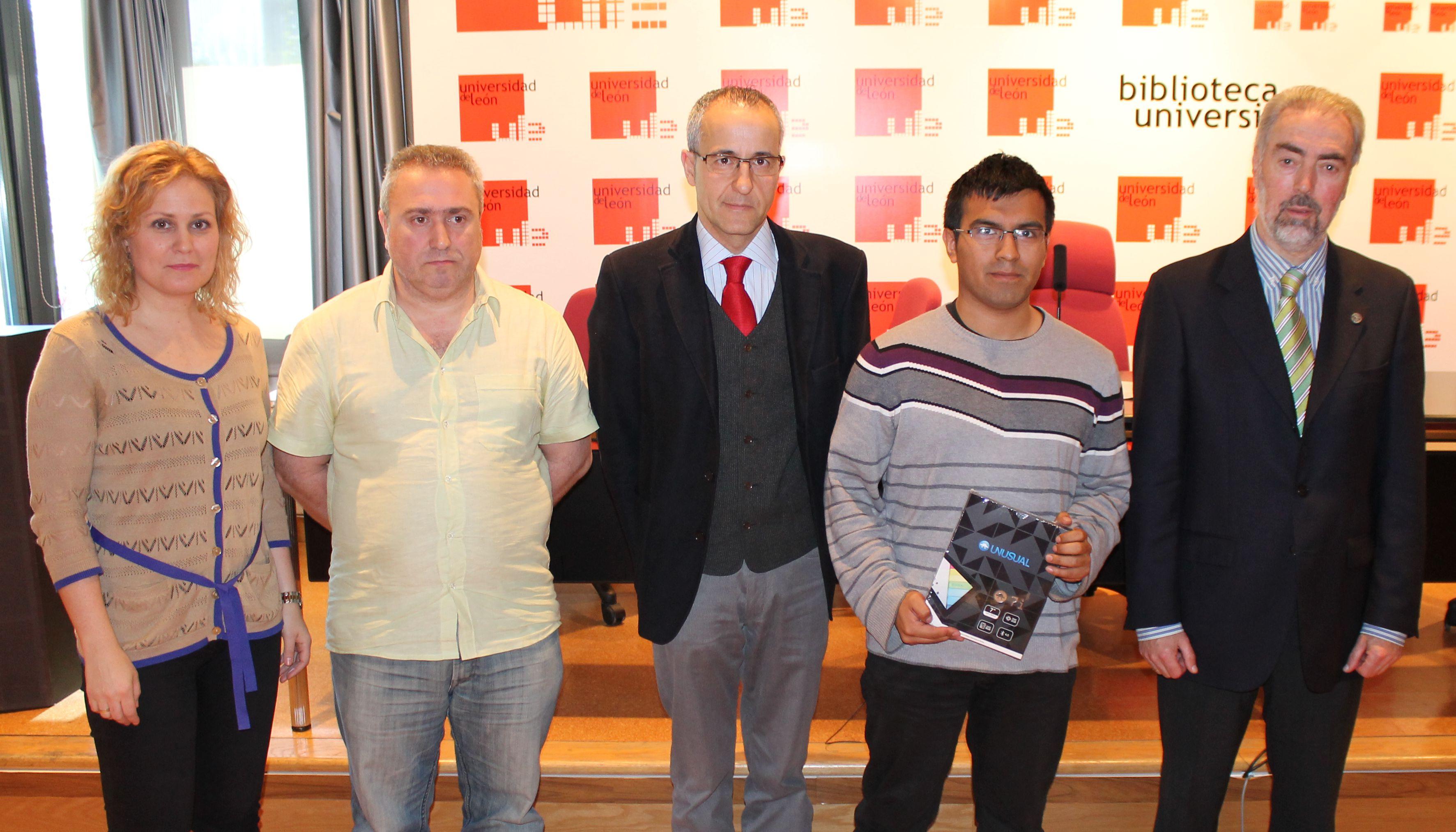 29-Abril-2015 (Entrega premios concurso Club Lectura ULE)-02