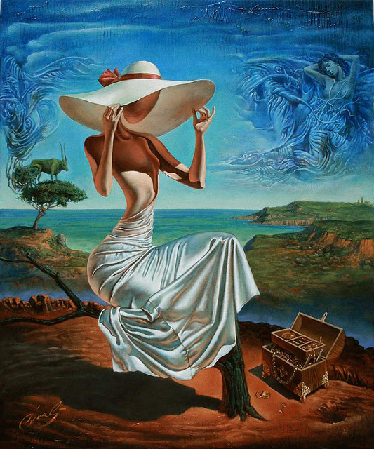 Michael Cheval – Tree of Reincarnatio