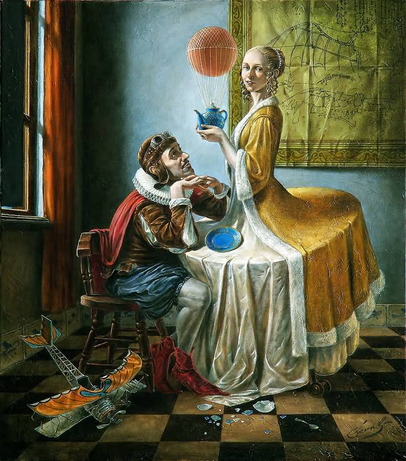 Total Crash by Michael Cheval