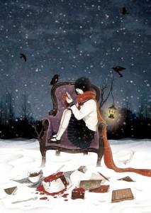 invierno navidad