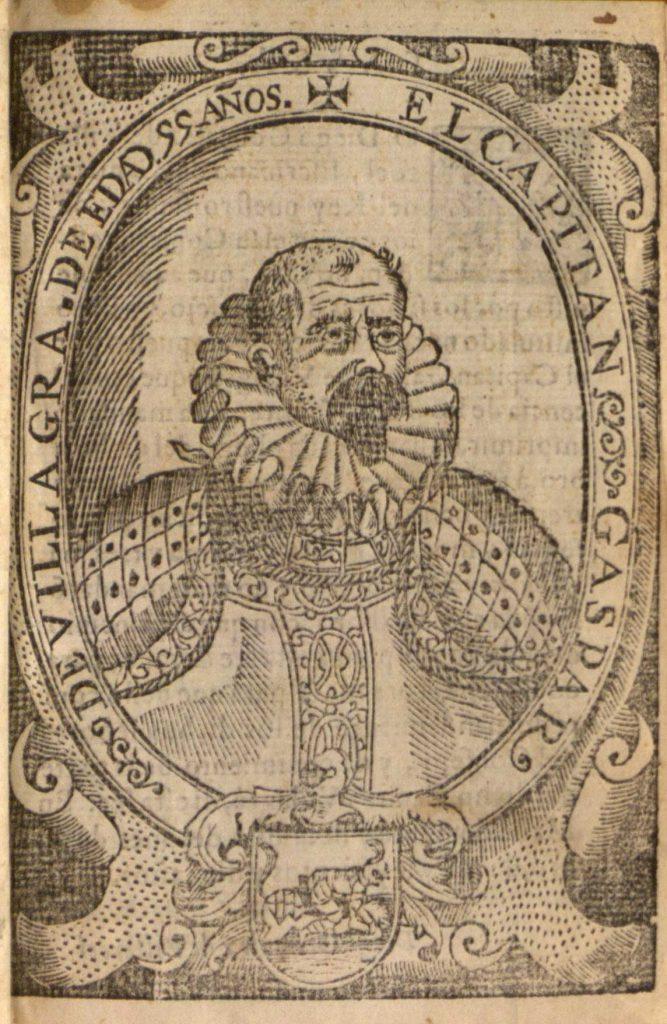 Gaspar de Villagrá