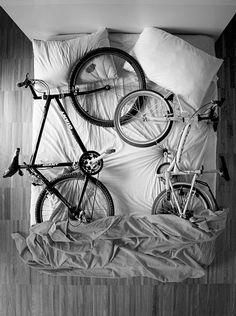 La bicicleta y el bicicleto