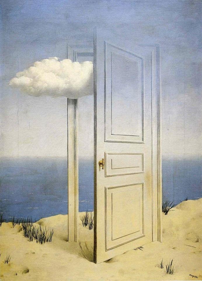 La vittoria de Magritte La puerta abierta a la imaginación de Magritte