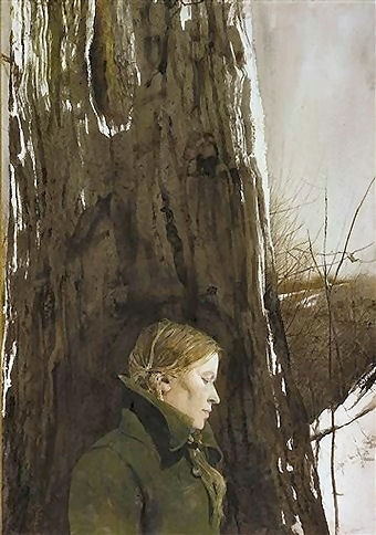 Refugio, de Andrew Wyeth
