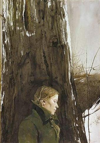Refugio, de Andrew Wyeth