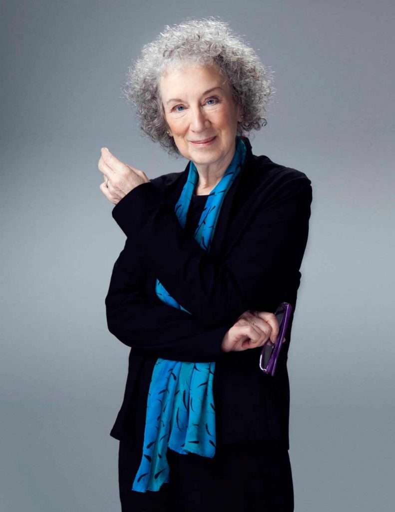 Margaret Atwood, 2013 (Fotografía, Jean Malek)