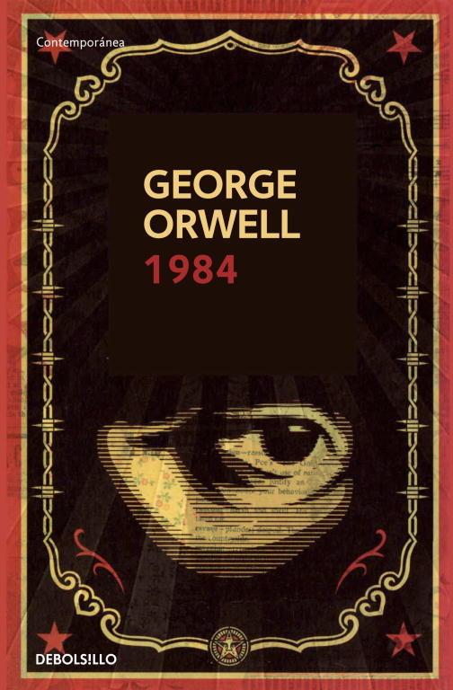 Resultado de imagen para caratula libro 1984