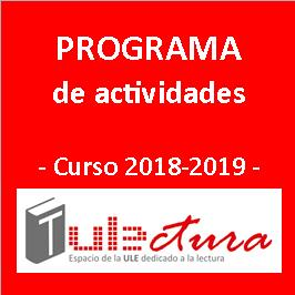 PROGRAMA 2018-2019