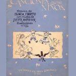 Canciones para niños / Poesías de Gloria Fuertes (Madrid : Escuela Española, [196?])