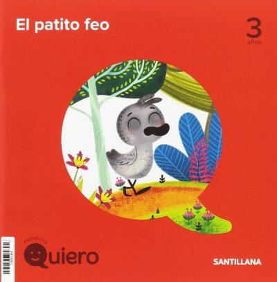 El patito feo / H. Ch. Andersen. . En: Proyecto quiero : 3 años. (Madrid) : Santillana Ed., [2018])