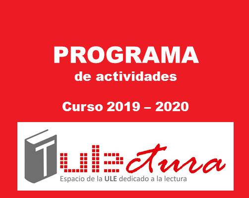 PROGRAMA 2019-2020
