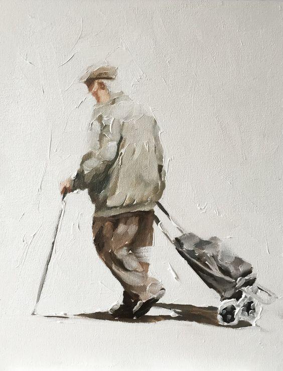 Old man (James Coates)