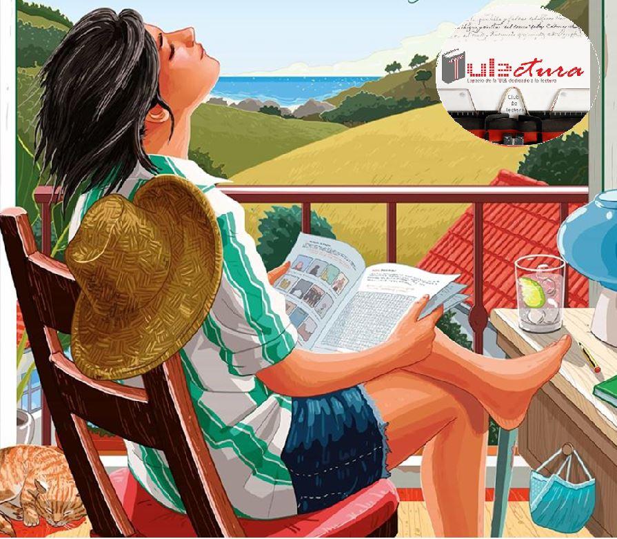 Cuaderno Blackie Books (Vol. 9): Cuaderno de vacaciones para adultos. • Creado por Daniel López Valle e ilustrado por Cristóbal Fortúnez.