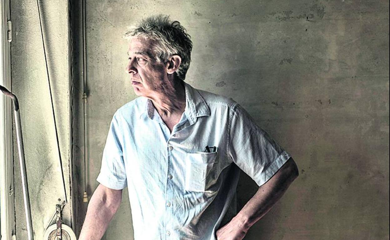 Carlos Castan. Foto Asís G. Ayerbe