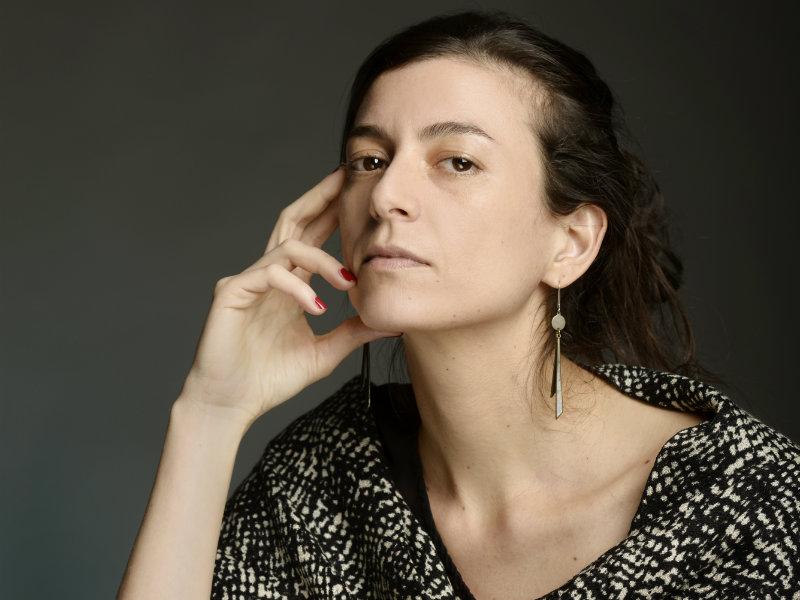 Samanta Schweblin (Foto: Alejandra Lopez)