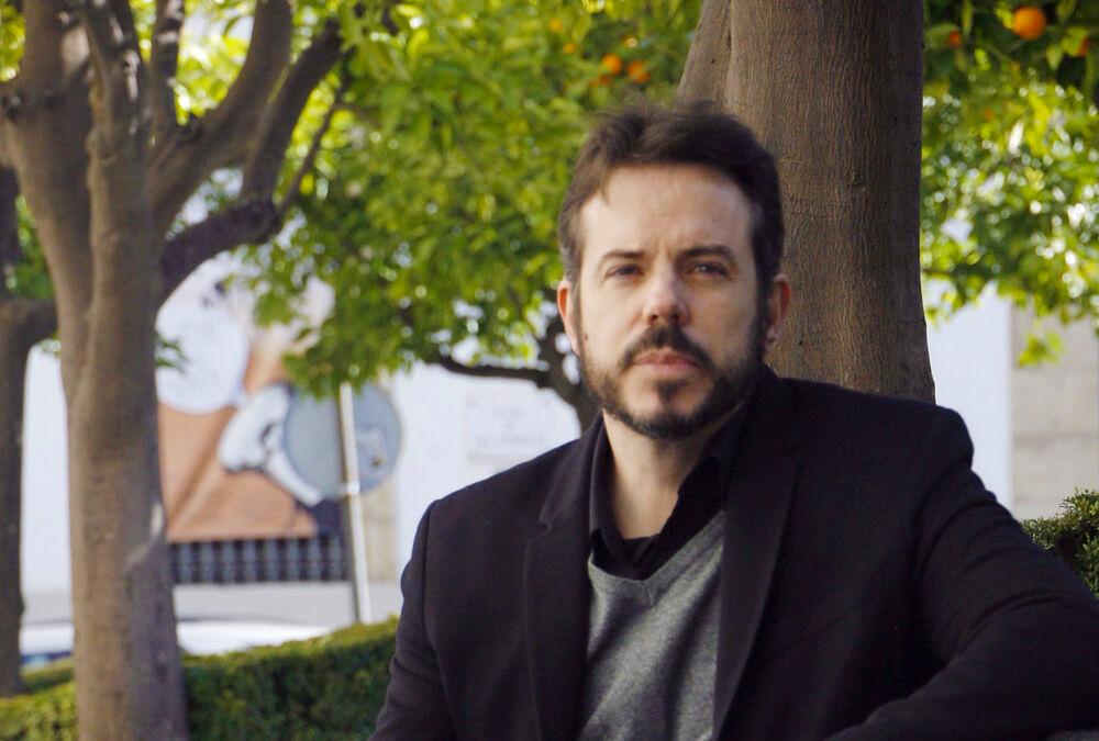 Vicente Luis Mora (Foto: José Martínez)