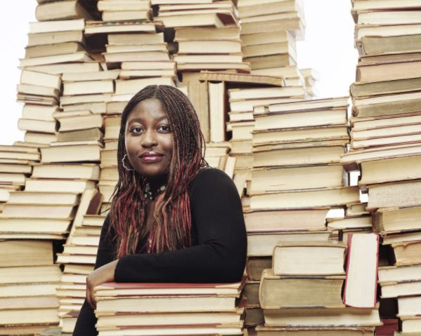 Helen Oyeyemi (Fotografía de Frank Bauer)